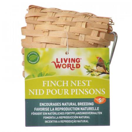 Living World Finch Nest alternate img #1