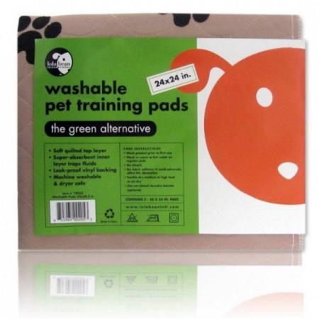 Lola Bean Washable Pet Training Pads - Large alternate img #1