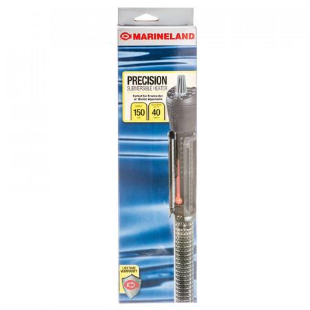 Marineland Precision Submersible Aquarium Heater alternate img #1