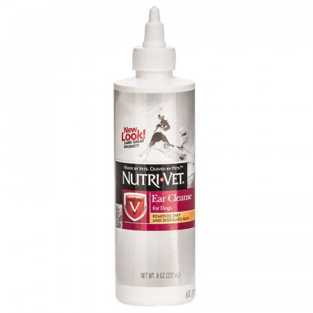 Nutri-Vet Ear Cleanse for Dogs alternate img #1