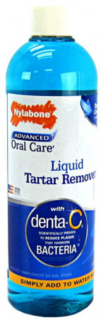 Nylabone Advanced Oral Care Liquid Tartar Remover alternate img #1