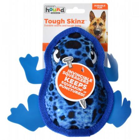 Outward Hound Tough Skinz Frog Dog Toy alternate img #1
