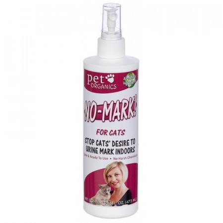 Pet Organics No Mark Spray for Cats alternate img #1
