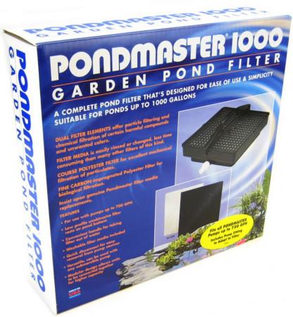 Pondmaster 1000 Garden Pond Filter alternate img #1