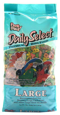 Pretty Pets Pretty Bird Daily Select Premium Bird Food alternate img #1