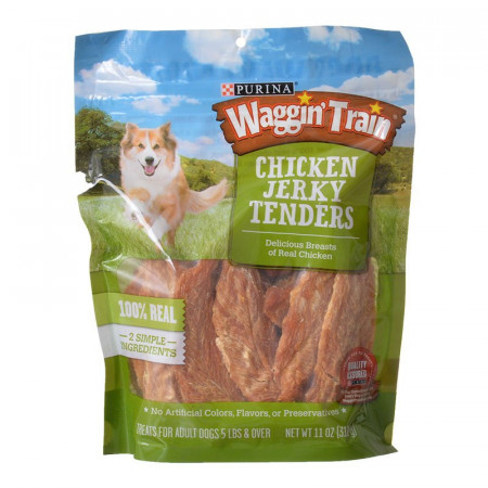 Purina Waggin Train Chicken Jerky Tenders alternate img #1