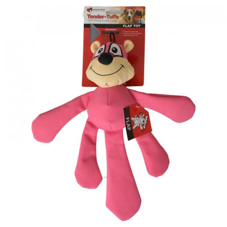 Smart Pet Love Flap Pink Squirrel Dog Toy alternate img #1