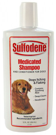 Sulfodene Medicated Shampoo & Conditioner For Dogs alternate img #1
