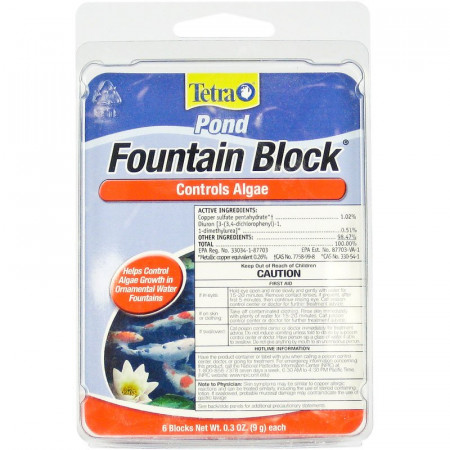 Tetra Pond Fountain Block Algae Controller alternate img #1