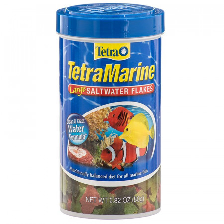 Tetra Marine Saltwater Flakes alternate img #1