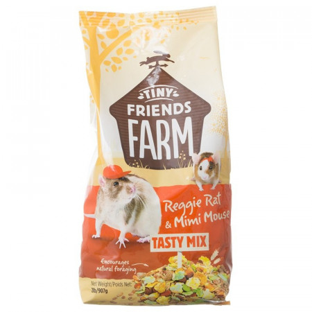 Supreme Tiny Friends Farm Reggie Rat & Mimi Mouse Tasty Mix alternate img #1