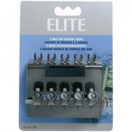 Elite 5-Way Air Control Valve alternate img #1