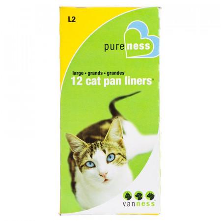 Van Ness PureNess Cat Pan Liners alternate img #1