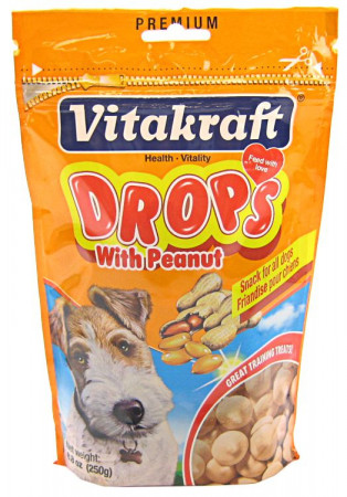 Vitakraft Drops with Peanut alternate img #1