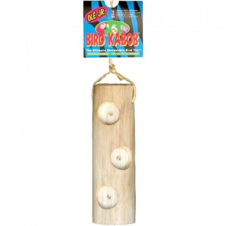 Wesco Ole Bird Kabob Shreddable Bird Toy alternate img #1