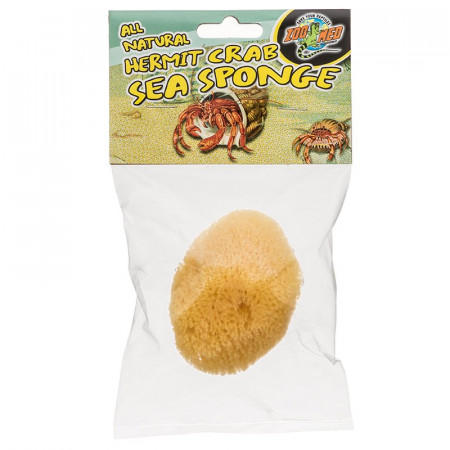 Zoo Med All Natural Hermit Crab Sea Sponge alternate img #1