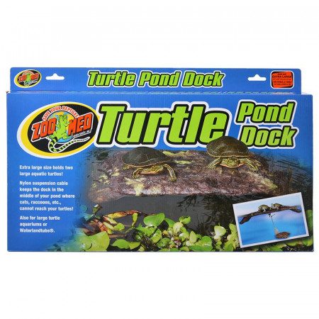 Zoo Med Floating Turtle Dock alternate img #1