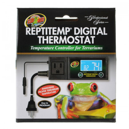 Zoo Med Reptitemp Digital Thermostat alternate img #1