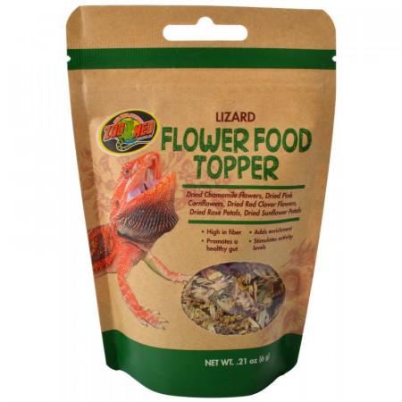 Zoo Med Lizard Flower Food Topper alternate img #1