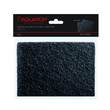 Aquatop Carbon Infused Poly-Fiber Filter Pad alternate img #1