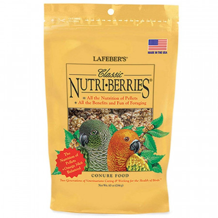 Lafeber Classic Nutri-Berries Conure Food alternate img #1