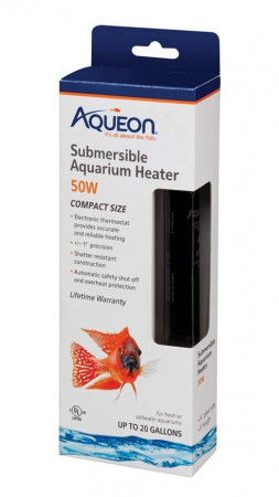 Aqueon Submersible Aquarium Heaters alternate img #1