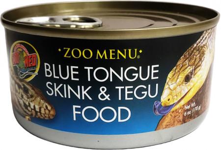 Zoo Med Zoo Menu Blue Tongue Skink & Tegu Food alternate img #1