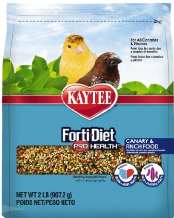 Kaytee Forti Diet Pro Health Canary & Finch Food alternate img #1