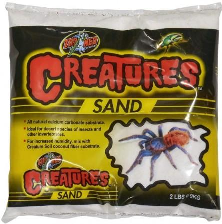 Zoo Med Creatures Sand - White alternate img #1