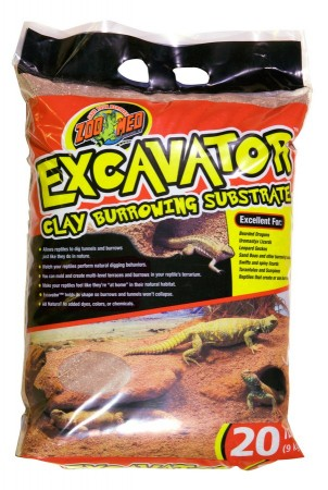 Zoo Med Excavator Clay Burrowing Substrate alternate img #2