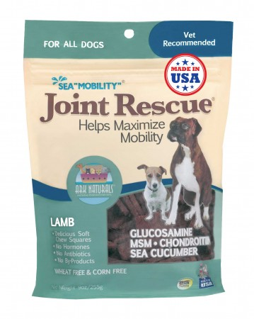 Ark Naturals Sea Mobility Joint Rescue Lamb Jerky alternate img #1
