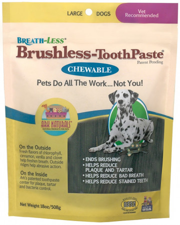 Ark Naturals Breath-Less Brushless Toothpaste - Large alternate img #1