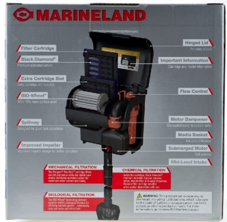 Marineland Penguin PRO Power Filter alternate img #2