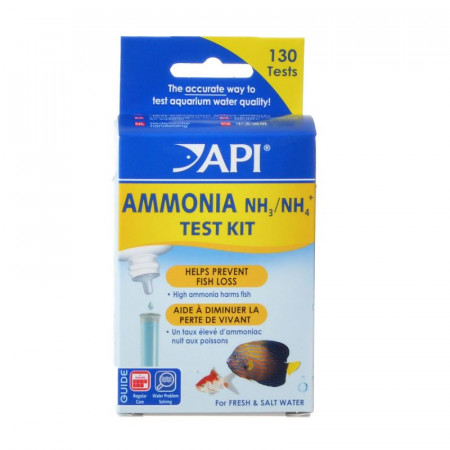 API Ammonia NH3/NH4+ Test Kit alternate img #1