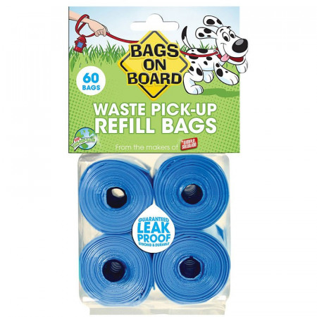 Bags on Board Waste Pick-Up Refill Bags alternate img #1