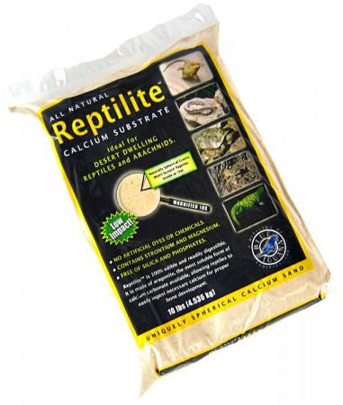 Blue Iguana Reptilite Calcium Substrate for Reptiles - Aztec Gold alternate img #1