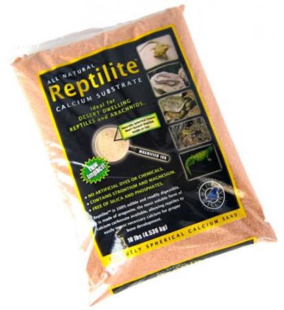 Blue Iguana Reptilite Calcium Substrate for Reptiles - Desert Rose alternate img #1