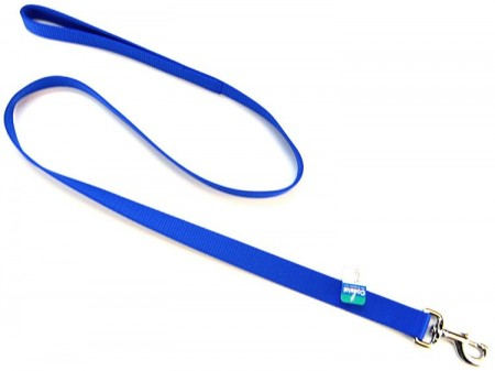 Coastal Pet Single Nylon Lead - Blue alternate img #1