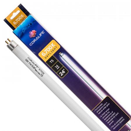 Coralife 6700K Daylight T5 Fluorescent Lamp alternate img #1