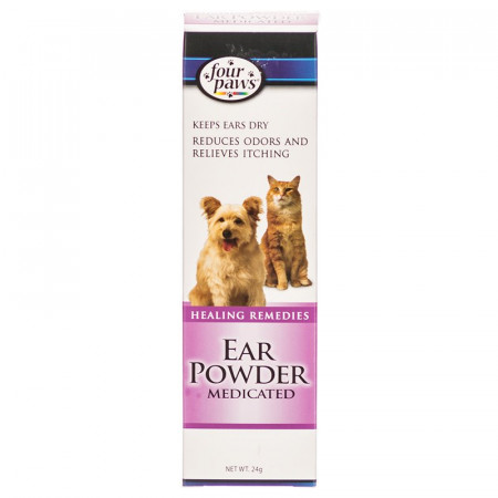 Four Paws Ear Powder Medicated alternate img #1