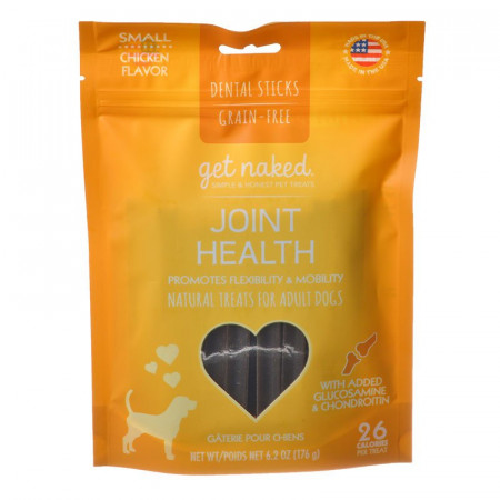 Get Naked Joint Health Adult Dog Treats - Small alternate img #1
