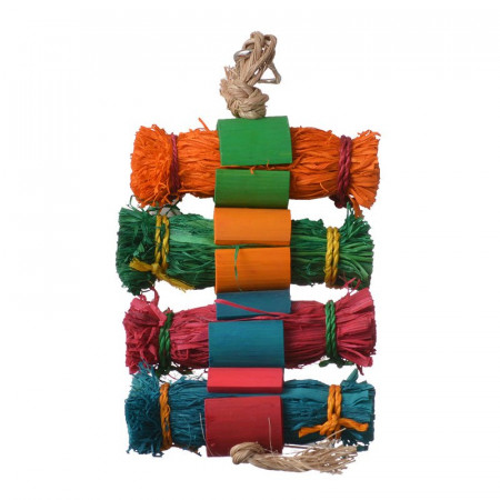 HARI Rustic Treasures Bundle Stack Bird Toy alternate img #1