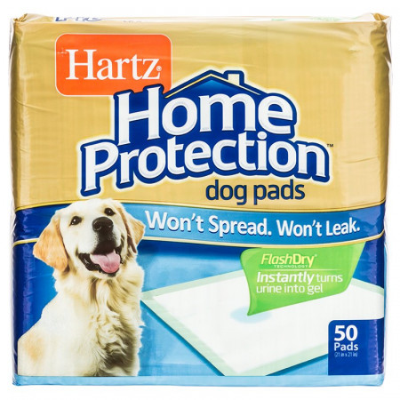 Hartz Home Protection Dog Training Pads alternate img #1