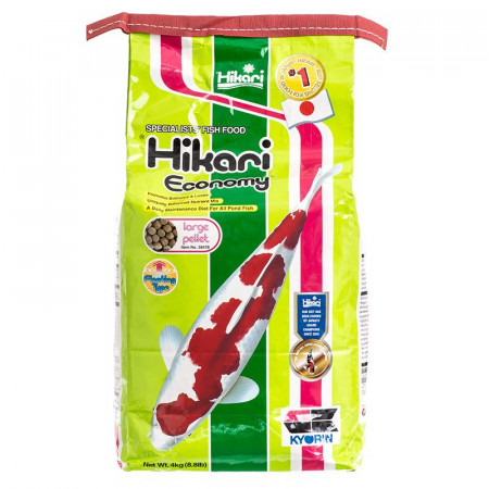 Hikari Economy Floating Large Pellet Pond Food alternate img #1