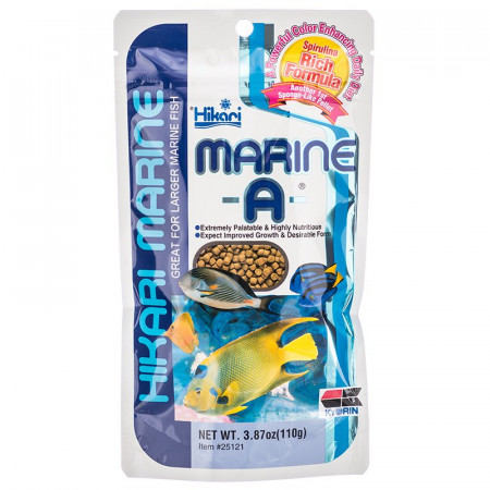 Hikari Marine A Fish Food alternate img #1