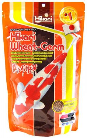 Hikari Wheat Germ Floating Mini Pellet Food alternate img #1