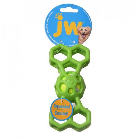 JW Pet Hol-ee Bone with Squeaker alternate img #1