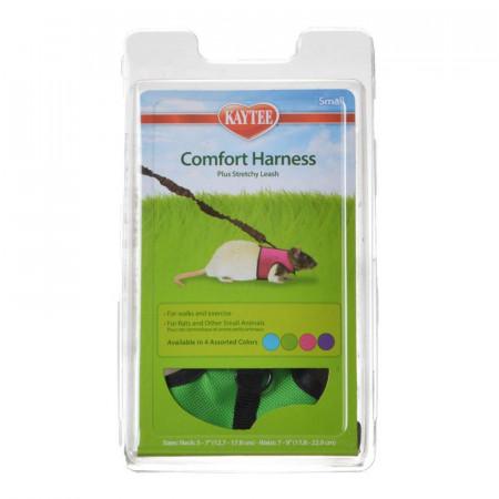 Kaytee Comfort Harness Plus Stretchy Leash - Assorted Colors alternate img #1
