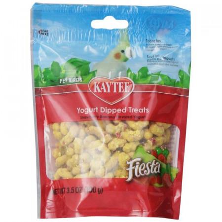 Kaytee Fiesta Yogurt Dipped Treats - Strawberry/Banana alternate img #2