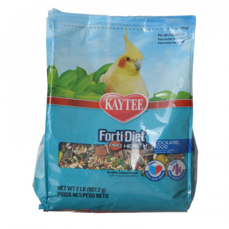 Kaytee Forti Diet Pro Health Cockatiel Food alternate img #1